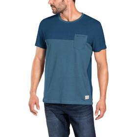 VAUDE Nevis III T-shirt Homme, baltic sea